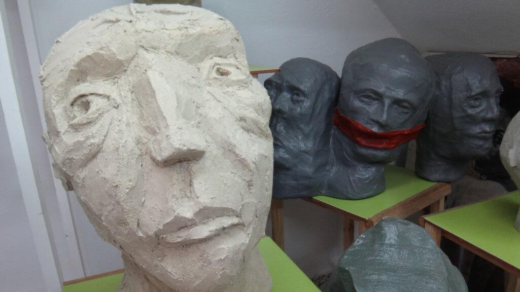 Sammlung plastische Kunst