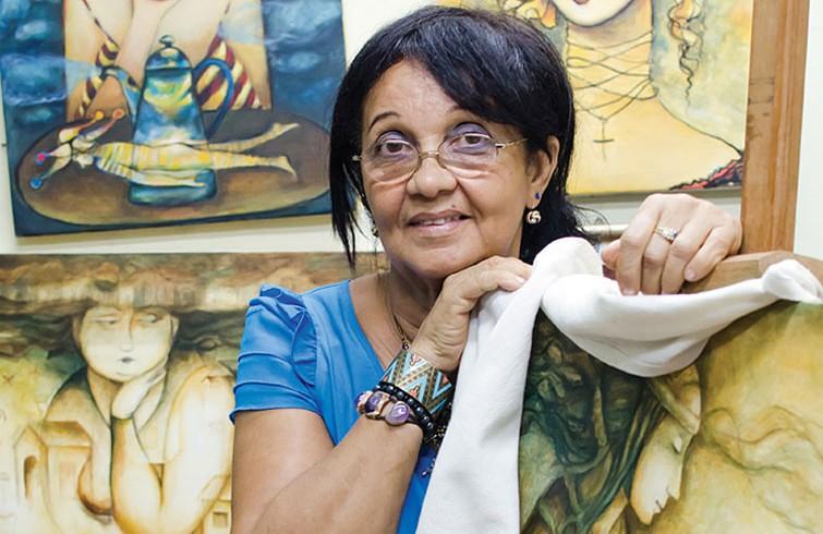 1.ArteCuba.Portrait.MarthaJimenez