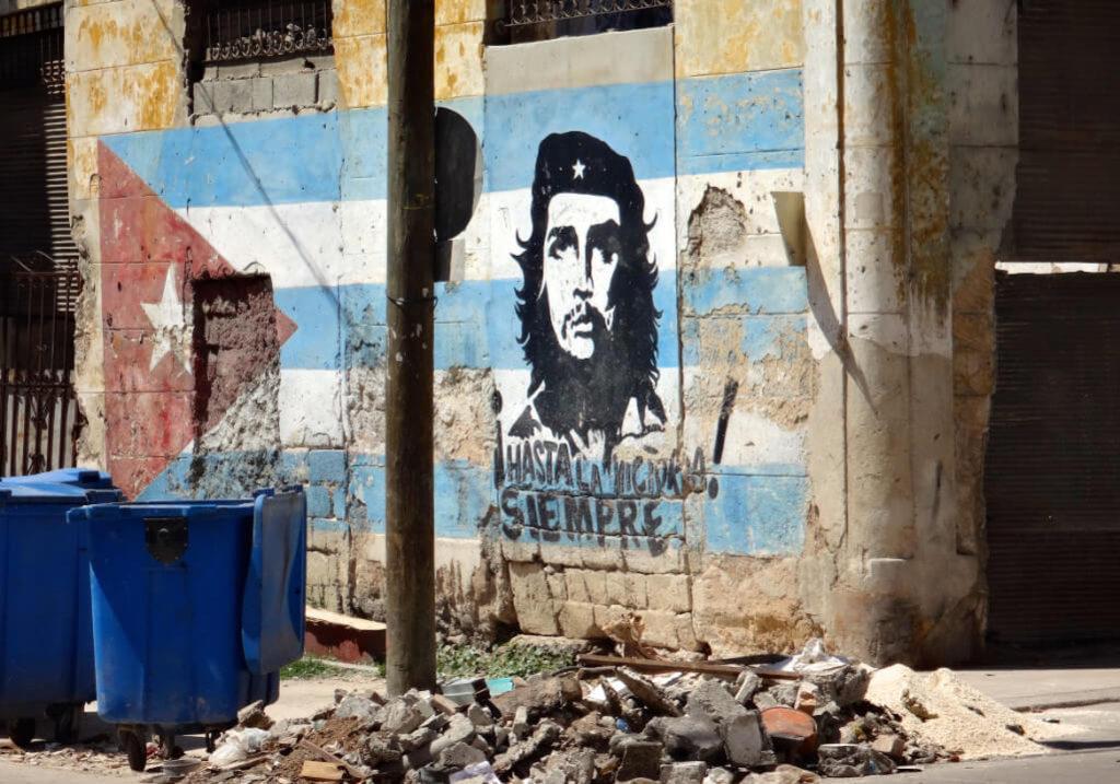 ArteCuba.Che.Wall