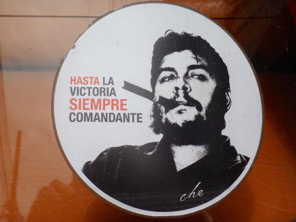 ArteCuba.Che.Plaque