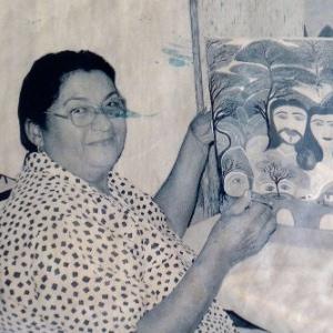 Cenia Escalona Borjas